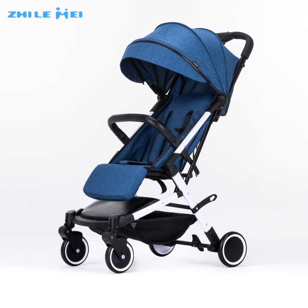 One Hand Folded Simple Light Weight Cheap Price Good Baby Stroller