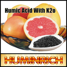 Huminrich Super Potassium Humate Organic Compost Humic Acid With Soluble K2o