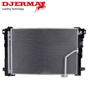Auto Air Conditioner Condenser for MERCEDES W204/W212 with OE 2045000654  /2045000154/2045000254