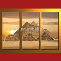 Modern home decoration African canvas art on wall