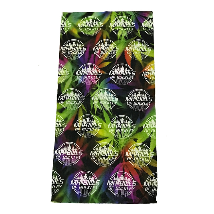 Multifunctional Sports Casual Running Custom Print Bandana
