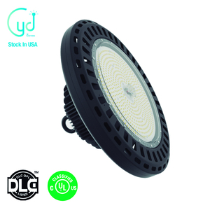 DLC waterproof LED UFO high bay 100w 150w 200w 240w industrial warehouse light