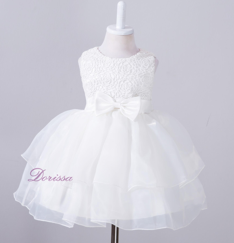 Party Kids Dresses For Wedding Children Evening Fancy Baby Frocks
