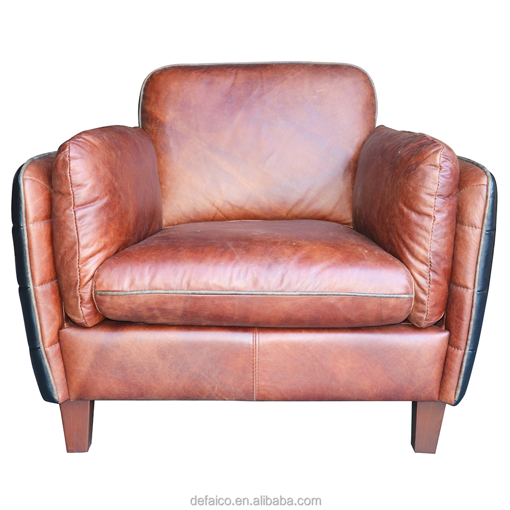 Good Quality Leather Sofa: Good Quality Hotel Modern Leather Sofa New Style Sofa Sofa