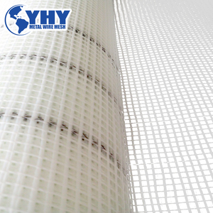 160gr 4*4mm C-glassE-glass Alkali Resistant Fiber Glass Mesh