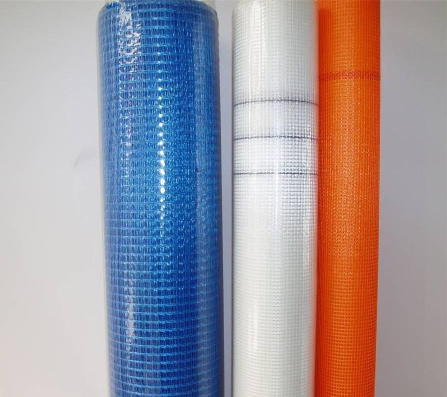 Wall Soft And Fexible Plaster Repair Reinforce Fiberglass Mesh Raw Material