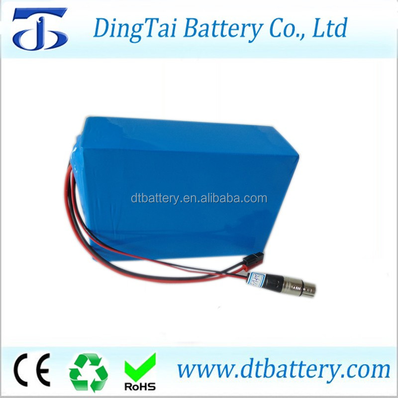 24v electric golf trolley battery 24v 12ah lifepo4 battery pack