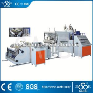 Cast Stretch Film Making Machine