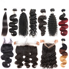 Ms Mary Drop Shipping No Tangle No Shed Dyeable 7A 8A 9A 10A 100% Virgin Cuticle Aligned Mink Brazilian Human Hair