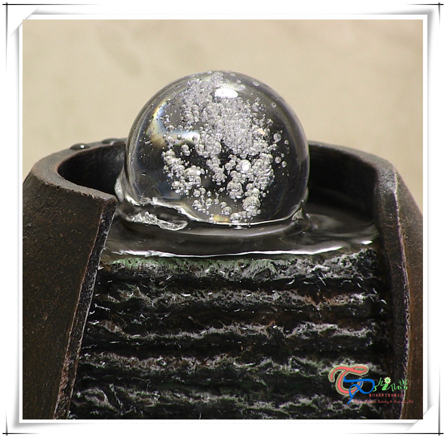 Tabletop Fountain With Ball Whole Fountains Suppliers Alibaba