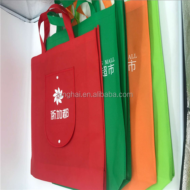 New products tote eco friendly handmade promotional non-woven fabric bags