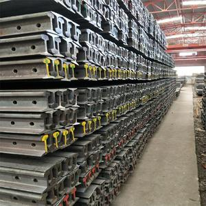 Hot sale rail steel iron steel bar scrap scarp train rail