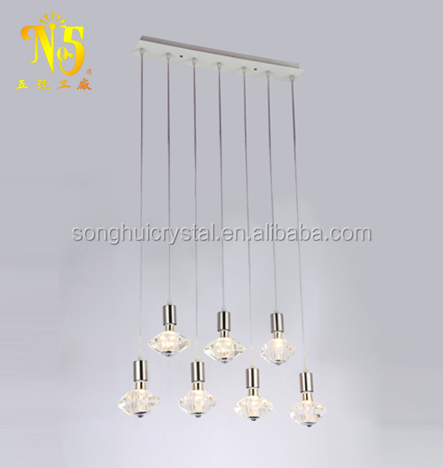 Crystal Lighting Large modern Style Chandelier ,crystal led light products