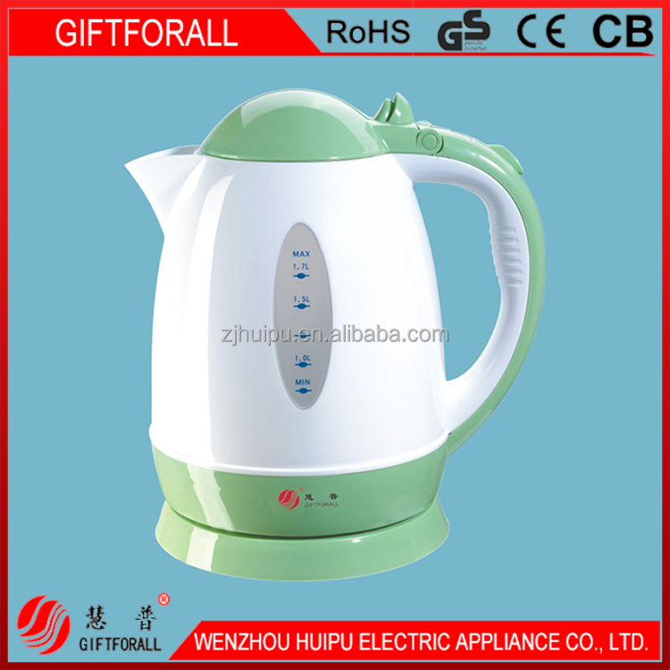 cheap wholesale unique cordless intelligent electric kettle
