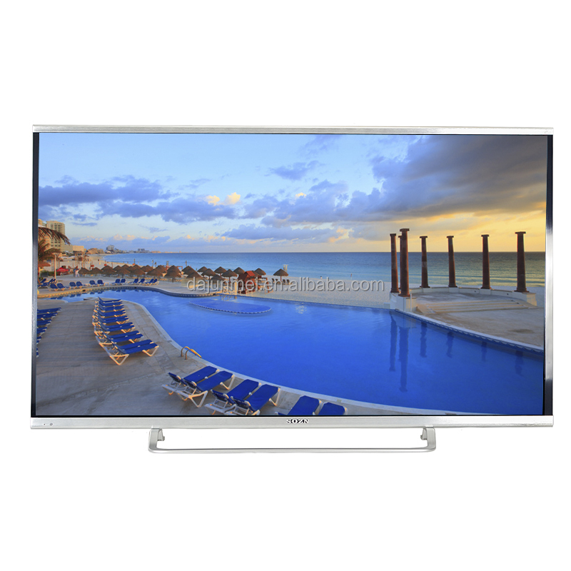 32 inch hotel used thin led tv smart 3D FHD