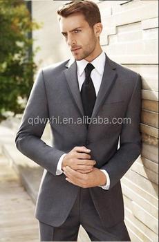 Latest Design Men's Wedding Suits/tuxedo Men Slim Fit Suits/2 ...