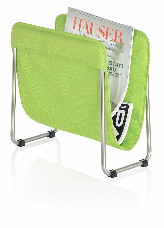 Floz Design Blomus 65344 Magazine Rack, Green
