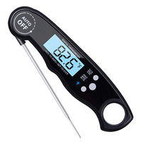 Digital cooking food thermometer instant read meat bbq thermometer waterproof thermometer