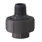 ERA BSPT PVC UPVC THREAD PIPE FITTINGS MALE FEMALE UNION