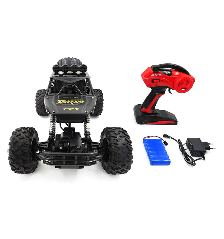 8. 6026E_Black_2.4G_4WD_Off-Road_Buggy_Rc_Climbing_Car_Remote_Control_Alloy_Car