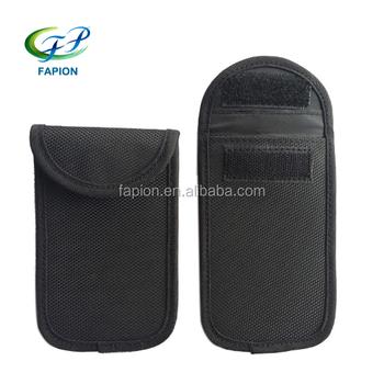 Rfid Blocking Key Fob Holder Faraday Cage For Car Key Fob Buy
