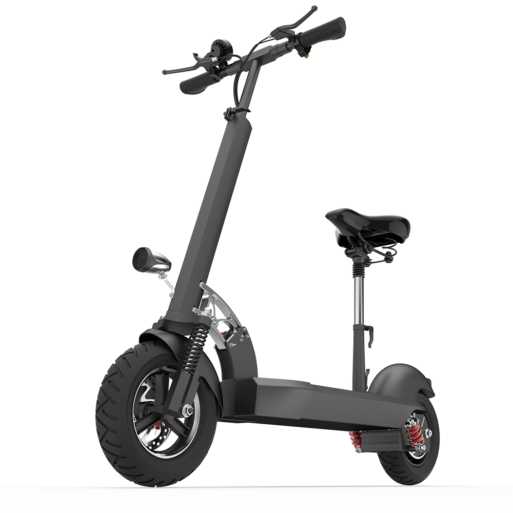 2019 Newest Item TD-301 10Inch 48v 2000w dual motor scooter elctrico, All color