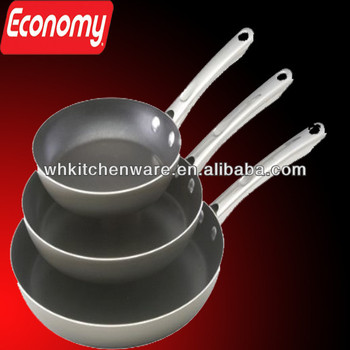 2013 Economy Stainless Steel Non-Stick Skillets