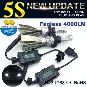 top sale head lamp car replace halogen bulb g5s car led h13