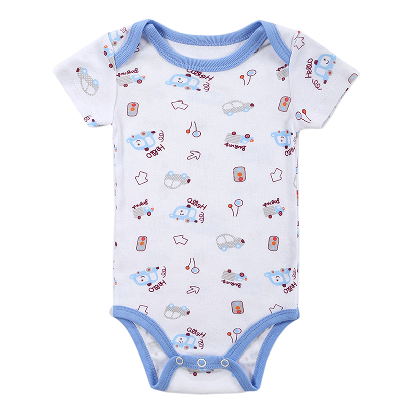 Baby Rompers Clothing 2016 Fashion Summer Newborn Baby Boy