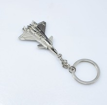 Civil Aviation Air Plane Metal Alloy Keychain Keyfob Keyring Gift