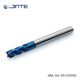 naco coating endmill/end mill naco blue D5*50