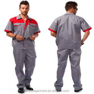OEM Custom Design Unisex Work Wear Driver Uniforms