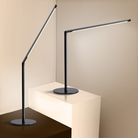 Dimming LED table lamp for salon reception Manicure table Salon Nail Table Lamp