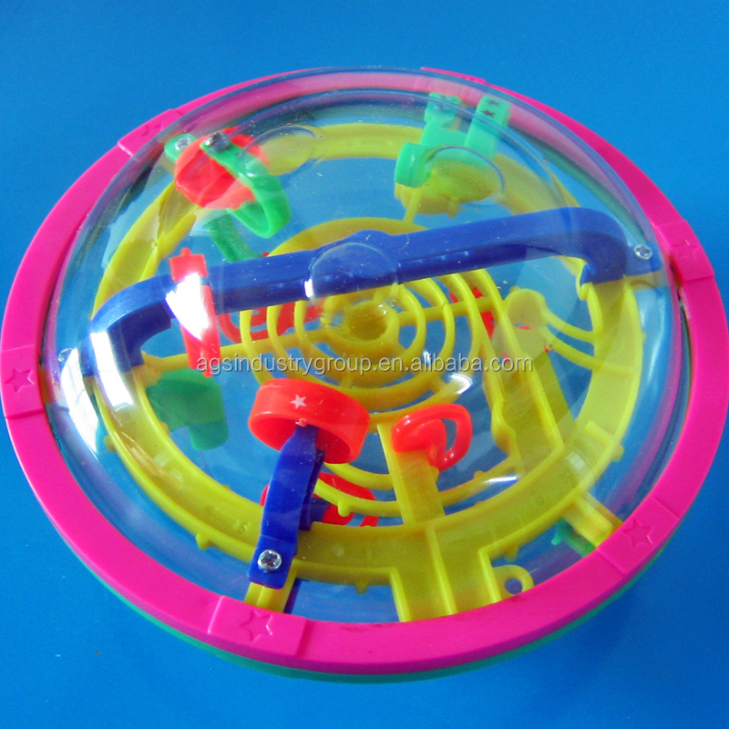 Educational Toy Ball 3D Labyrinth Maze Toy