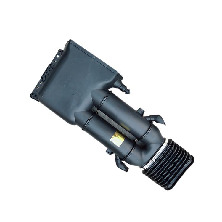 Factory price metal rubber truck car air intake tube for sinotruk