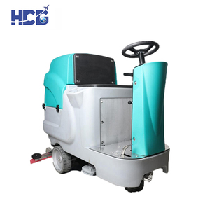 Hot Selling Automatic ride on Floor Cleaning Scrubber Machine