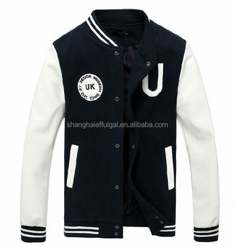 Custom Made Baseball Jacket - Buy Custom Made Baseball Jacket ...