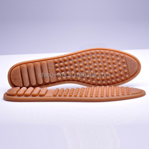Popular style wholesale good design make rubber soles for shoes