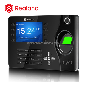 fingerprint based attendance system machine RFID access control biometric