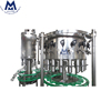 High Capacity Edible Oil Filling Machine / Full Automatic Cooking Oil Bottle Filling Machine / Glass Bottle Oil Filling Line