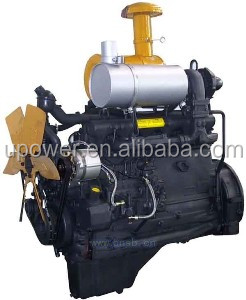 75hp Duetz small inboard marine engine with gearbox