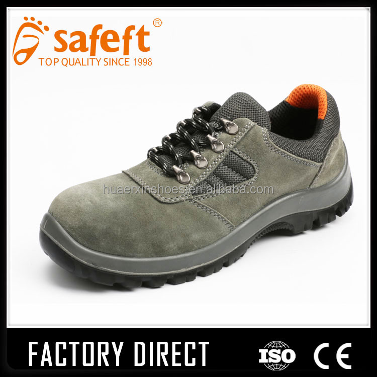 Long beta manager safety shoes/steel toe