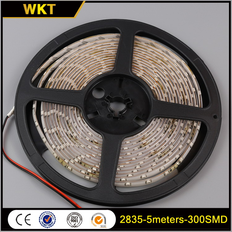 Best price top sell 2835-5meters-300smd vertical ribbon led strip