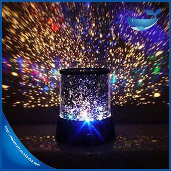 auto rotating star projector lamp led starlight night light loves sleep lamp desk lamp - Star Projector Lamp