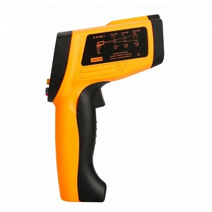 High Temperature 2000 Degree Digital Wholesale Infrared Touchless Laser IR Thermometer