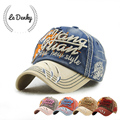 Recovered quickly washed do old baseball cap adult men and women general hip hop cap outdoor