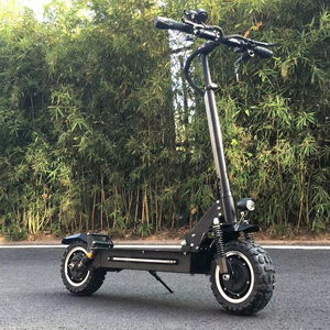 Newest 2 Wheel 60V 3200W Foldable Electric Scooter with 11inch Off Road electric scooter