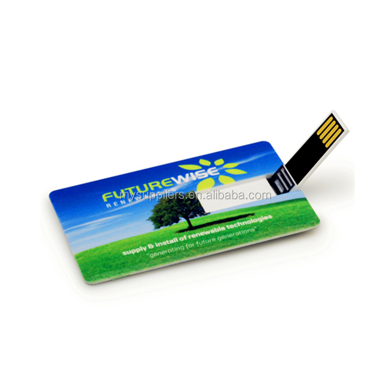 wholesale credit card flash drive cheap business cards usb flash memory