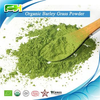 2016 New Certified Organic Food Coloring Barley Grass Powder - Buy ...