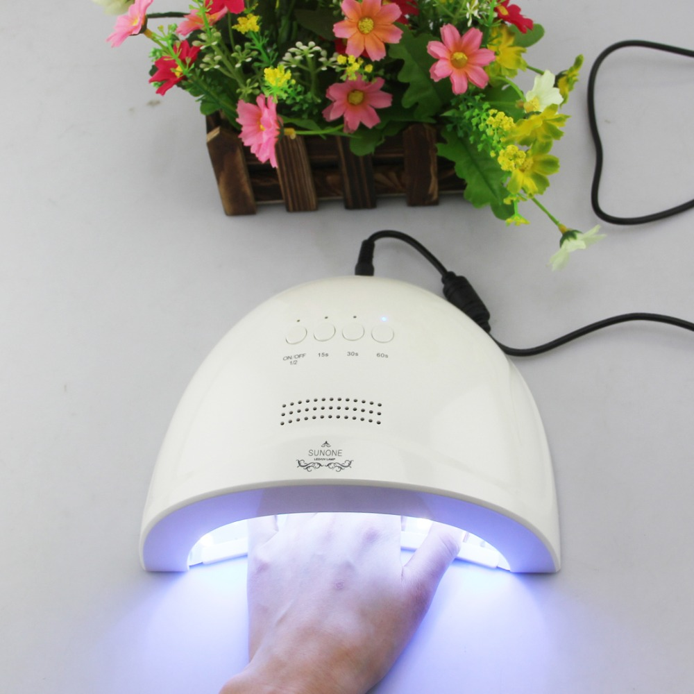 New Products Sun One Manicure Uv Led Nail Lamp 36w For Nail Gel ...